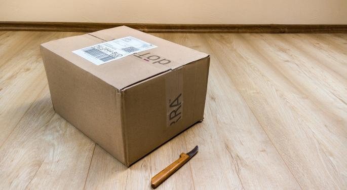 Interest In Parcel Lockers Grows For Online Shopping-Addicted Americans