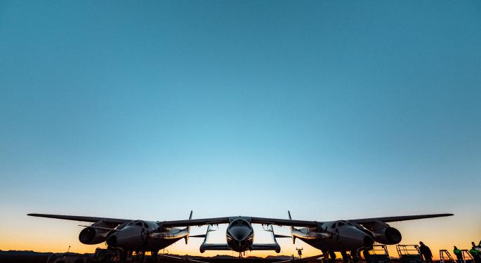 Virgin Galactic Forms Advisory Board With NASA, Boeing Vets