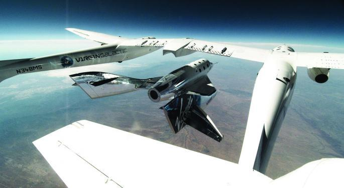 Pete Najarian Sees Unusual Options Activity In Virgin Galactic And Twilio