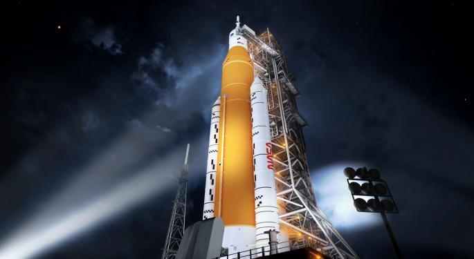 NASA To Develop Deep-space Freight Corridors