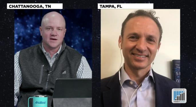 SpaceWaves: Space Is The Place For Out-Of-This-World Investments With Video