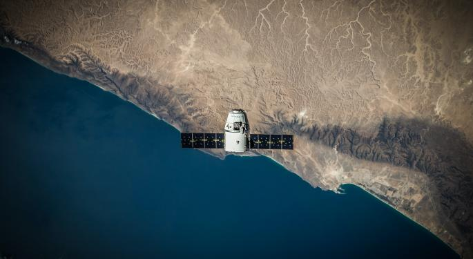 Amazon To Invest $10B In A Constellation Of Broadband Satellites, Compete With Musk's SpaceX