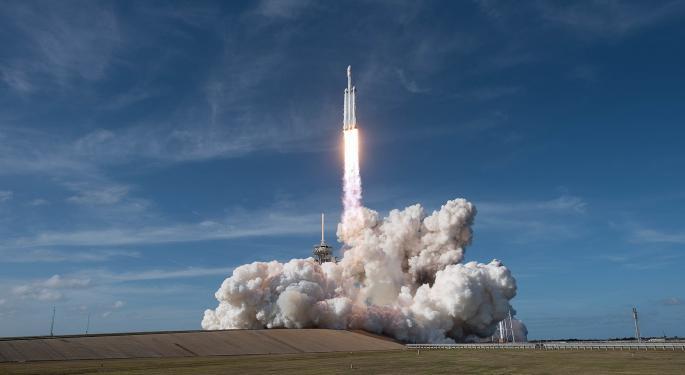 SpaceX de Elon Musk, nueva ronda de financiación