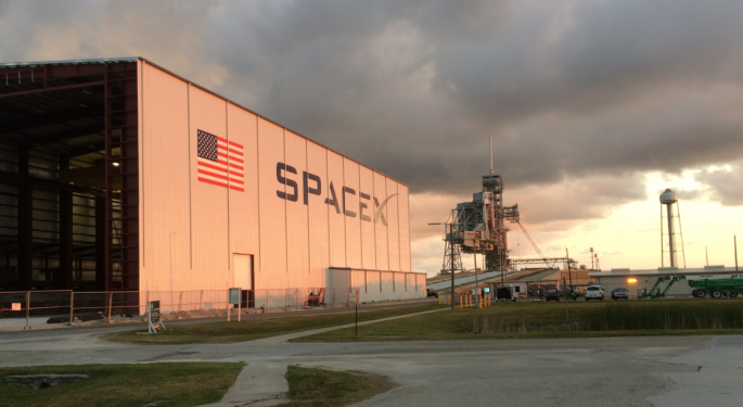 Tom Keane Discusses Microsoft's Recent Partnership With SpaceX