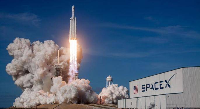 SpaceX Wants To Build Floating Spaceports To Send Rockets To The Moon And Mars