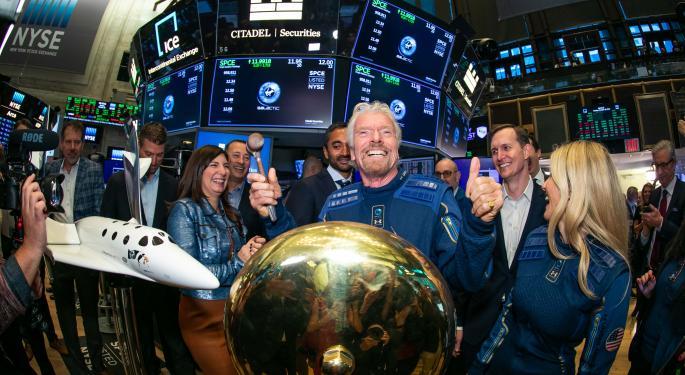 Virgin Galactic Execs Talk Long-Term Outlook After IPO Debut