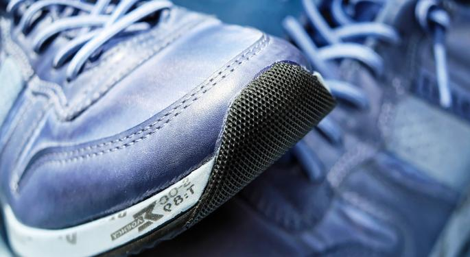 Baird's Stock Picks In Footwear And Fitness Amid Brexit Fallout
