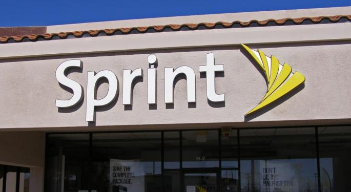 Sprint, T-Mobile Fall Amid Report DoJ May Not Approve Merger
