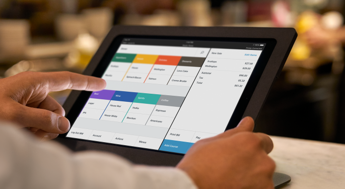 Square Introduces Point-Of-Sale Solution For Restaurants