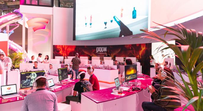 Google Rolls Out Direct-To-YouTube Livestream Of Stadia Games