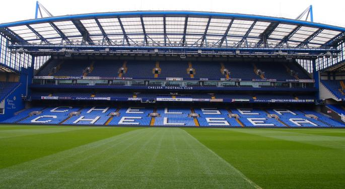 Nike Beats Out Under Armour For Chelsea Football Apparel Deal Worth $1.1 Billion