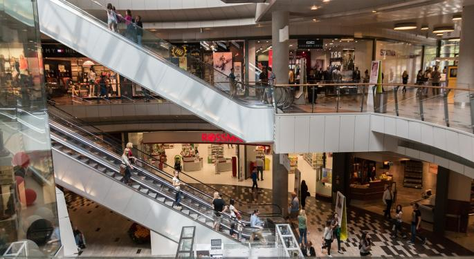 Bullish On Retail REITs, Goldman's Watching Q3 Re-Leasing Spreads And Management Commentary