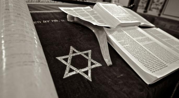 A New Twist On 'Sell Rosh Hashanah, Buy Yom Kippur'