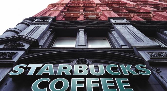Starbucks Downgraded By Morgan Stanley After 'Negative Surprise' In Forecast