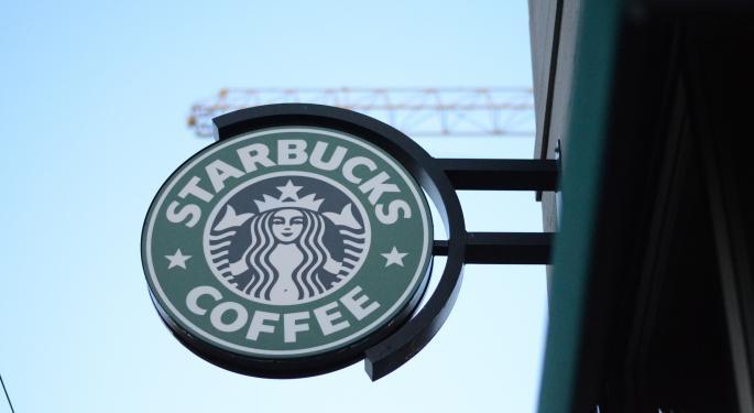 Starbucks Continues Grande Growth In China, But Flat US Traffic Hurts Quarter