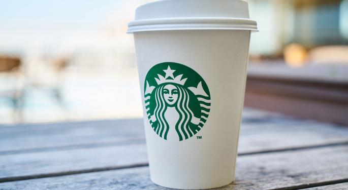 Stifel Says Starbucks Will 'Grind Higher' To $90 Per Share