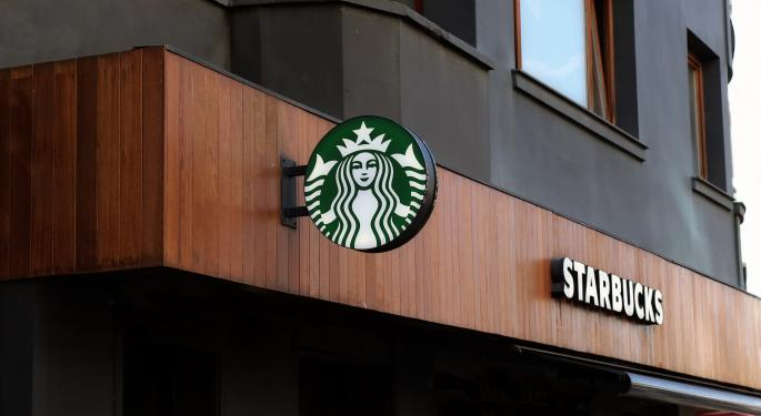 $1,000, 5 Years Later: How Much Would Starbucks Stock Be Worth?