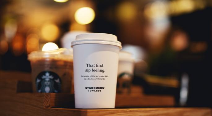 Starbucks Revamps Rewards Program