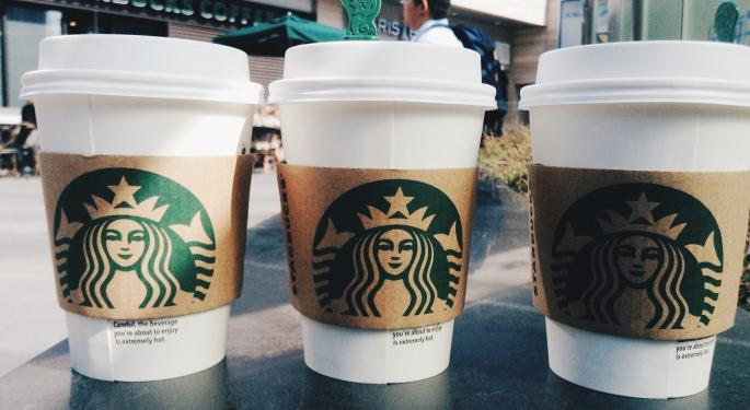 Starbucks Foresees Revenue And Margin Recovery By 2021