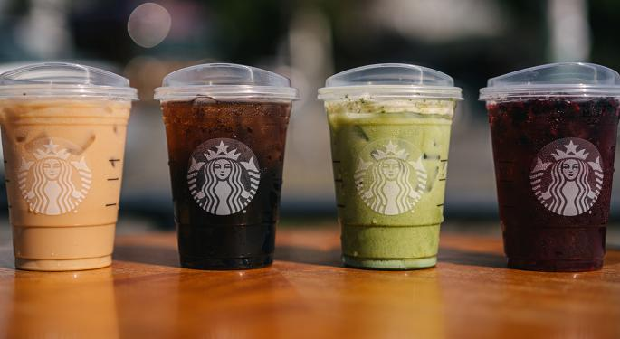 Starbucks Rolls Out Strawless Lids In US, Canada In Its Crusade Against Plastic
