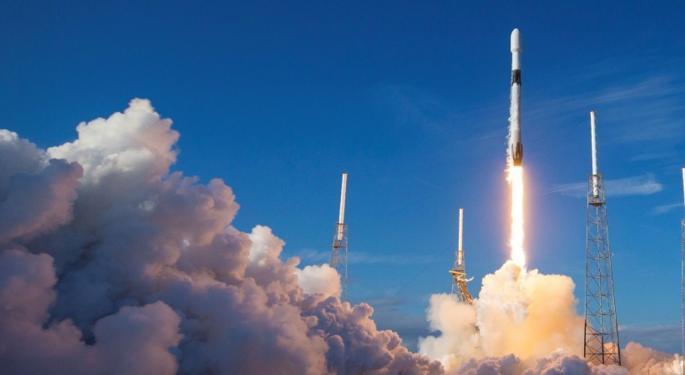 Blue Origin, SpaceX Land NASA Deal