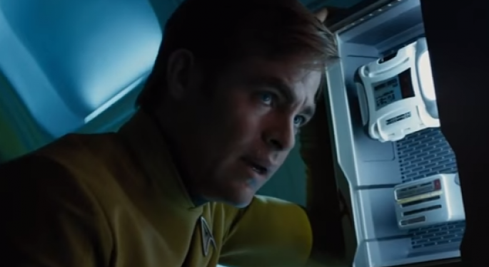 Amazon's Jeff Bezos To Debut As An Actor In 'Star Trek Beyond'