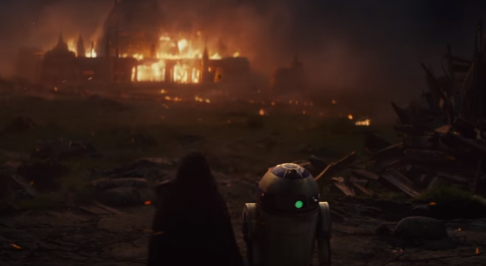 8 Stocks To Play The 'Star Wars: The Last Jedi' Release