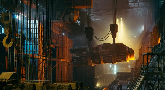KeyBanc On Steel Stocks: Take Profits In Your Outsized Gains