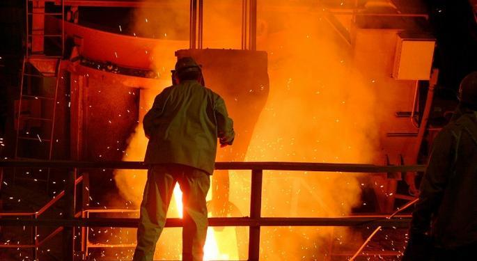 BofA Upgrades Steel Dynamics, Nucor Amid Record Steel Prices
