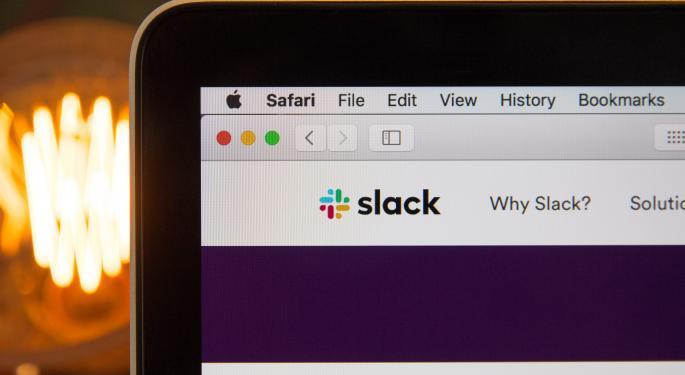 Salesforce Retreats After Confirming Acquisition Of Slack As Tech M&A Continues