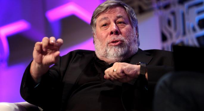 Steve Wozniak Says He Might Be US Coronavirus 'Patient Zero'