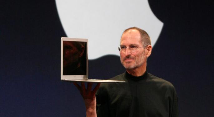 This Day In Market History: Steve Jobs Leaves Apple