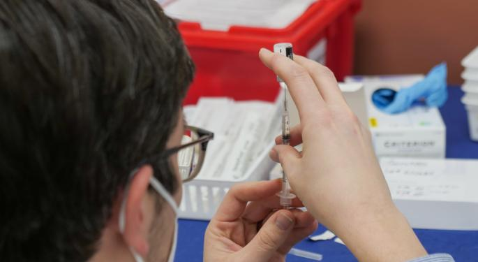 Moderna Prepares To Increase Doses In Each COVID-19 Vaccine Vial To Counter Production Woes