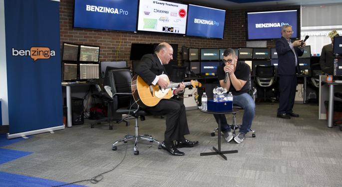 Watch 'Mr. Wonderful' Kevin O'Leary Jam With A Detroit Beatboxer
