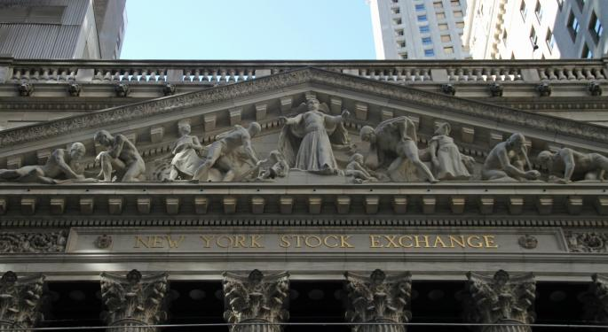 This Day In Market History: The First Guest To Ring The NYSE Opening Bell