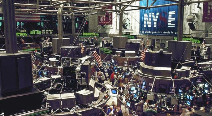 What's Moving The Market Friday? US Stocks Near Flat, Euro, Asian Stocks Lower