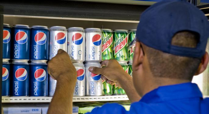 PepsiCo Stock Gets Upgrade, 'Successful Innovation And Expansion'