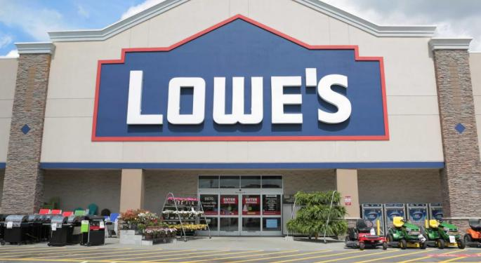 Wedbush On Lowe's: 'A New Day' Has Arrived