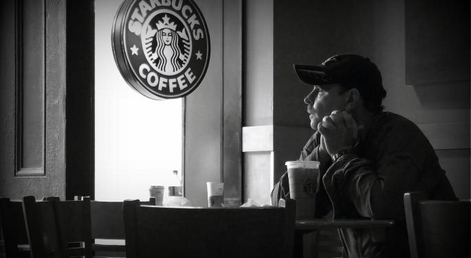 Trend Specialist Explains His Short Position In Starbucks