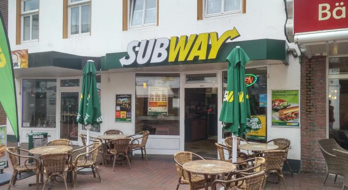 Subway Partners With Beyond Meat To Trial Beyond Meatball Sub