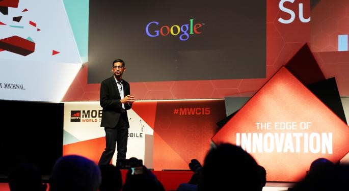 Google Parent Company To 'Significantly' Limit New Hiring In 2020, CEO Pichai Says