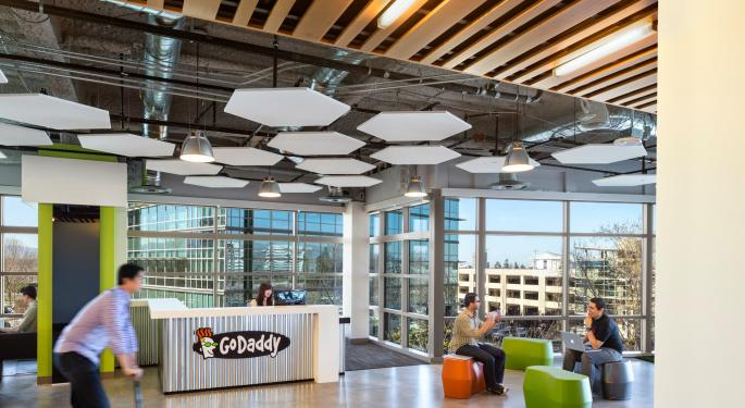 GoDaddy Surges On Strong Guidance, 216K More Net Customers