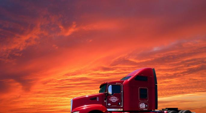 What Drives Trucking Rates