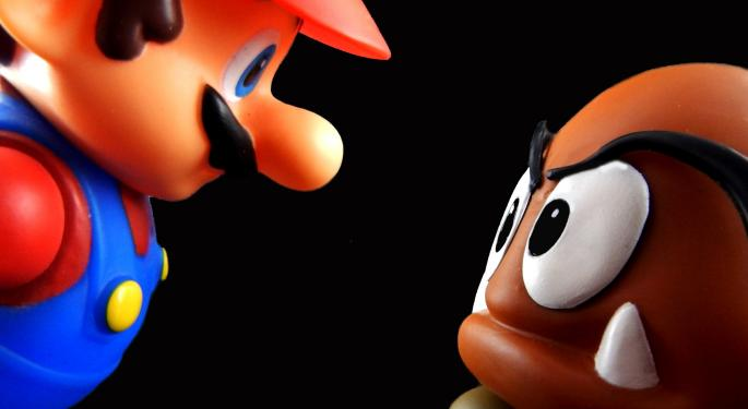 Nintendo Is Bringing Mario To The Battle Royale Market
