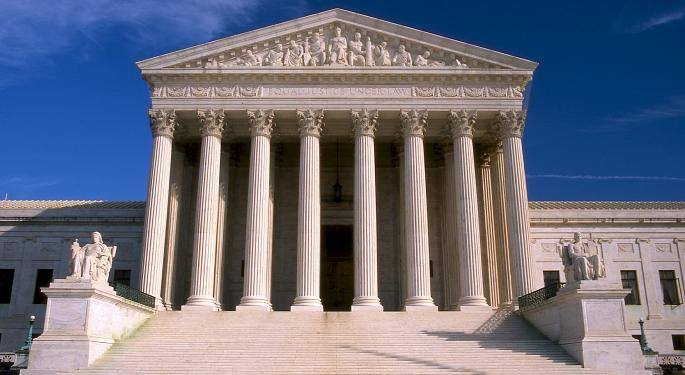 This Day In Market History: The US Supreme Court Is Born