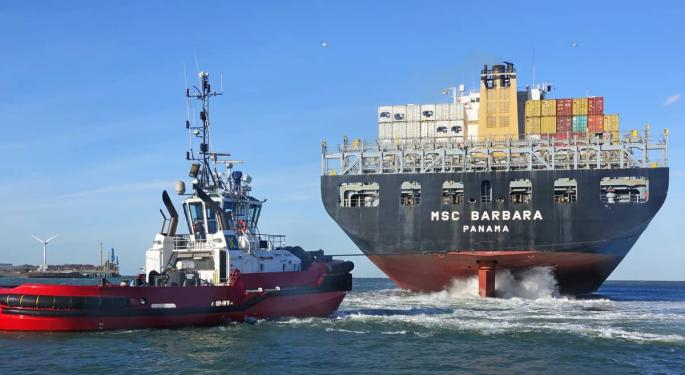 More Cargo Chaos Looms As Carriers Slash Ocean Services