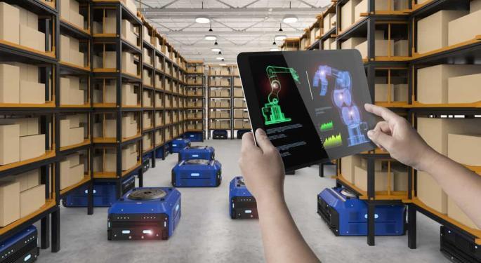Report: Warehouse Robotics Investment Surges 57% In 2020