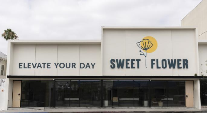 Sweet Flower Launches Fourth Los Angeles Store
