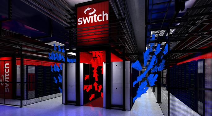 Cowen Questions Data Center Operator Switch's 'Overall Strategy'