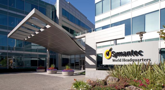 Jefferies Downgrades Symantec, Says Guidance Is 'Unachievable'